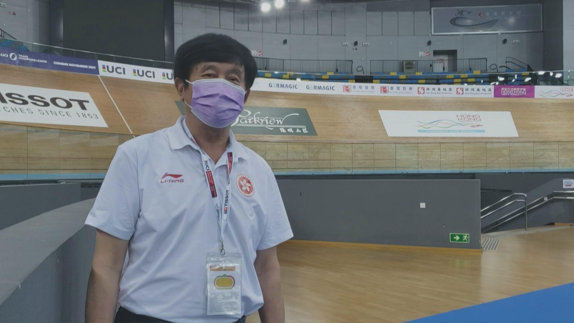 沈金康:很高興政府購得東京奧運會轉播權交五間電視台