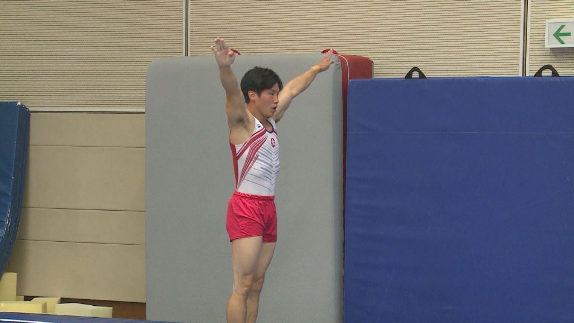 【備戰東奧】港隊體操代表石偉雄以兩李世光跳衝擊獎牌