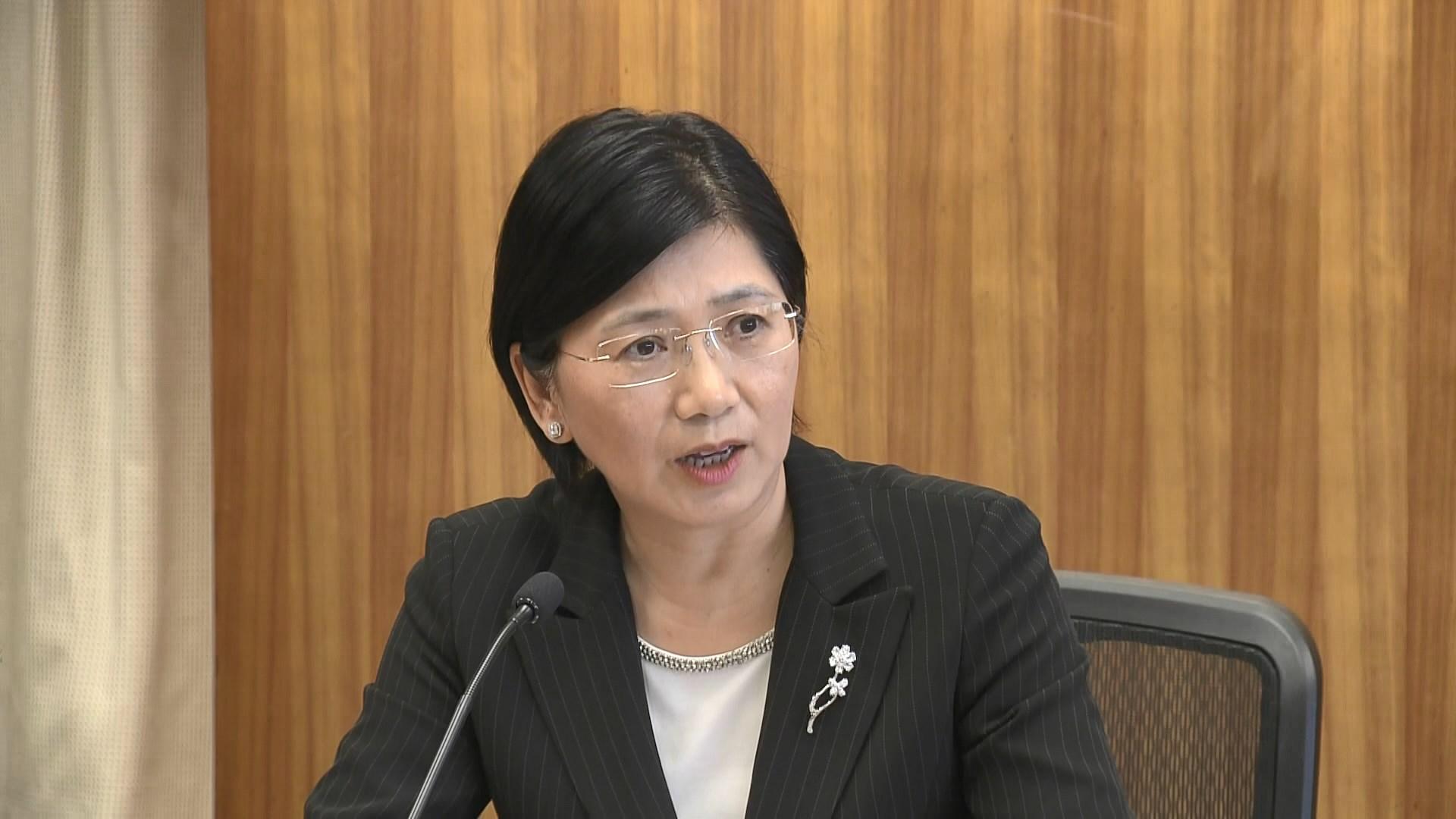 申訴專員趙慧賢:將多作主動調查