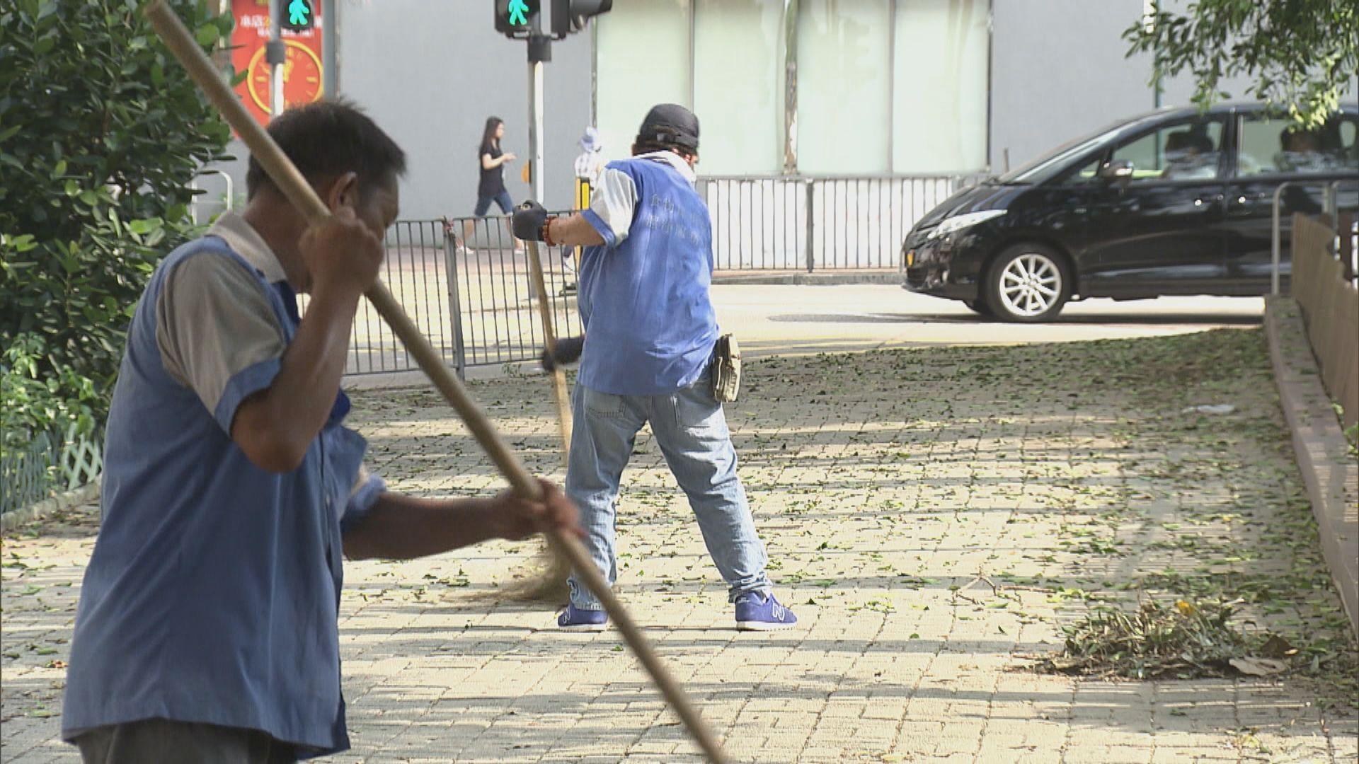 申訴專員調查外判街道清潔監管及公廁管理