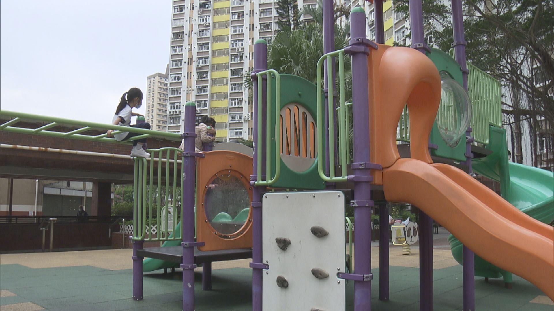 申訴專員公署發現公屋遊樂設施維修需時持續增加