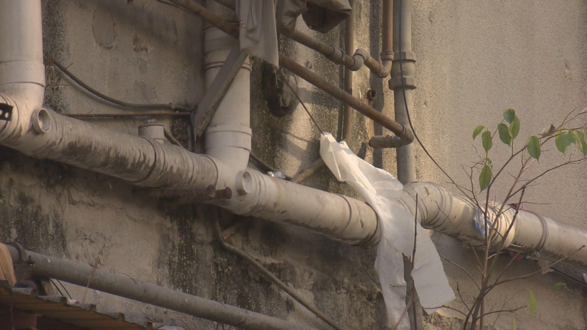 申訴專員公署:環保署及屋宇署調查駁錯渠有不足