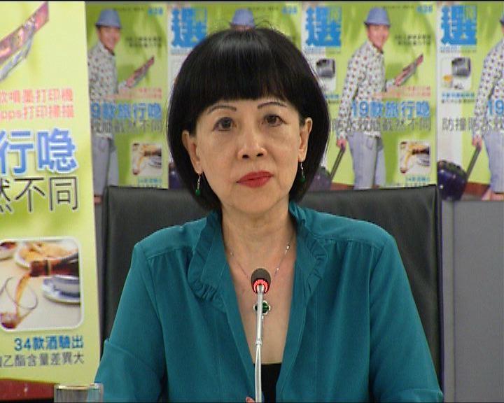 劉燕卿四月一日起接任申訴專員