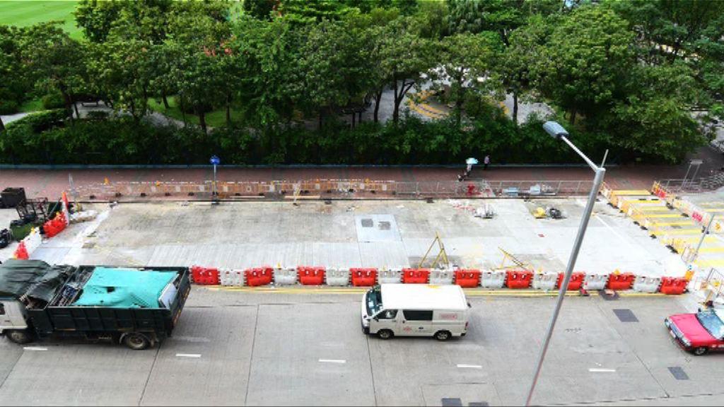 興華街路段圍封廿年 申訴專員批運輸署失責