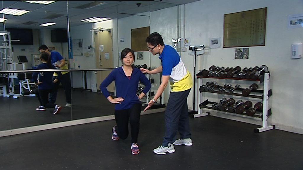 【杏林在線—健康1分鐘+】鍛煉大腿肌肉
