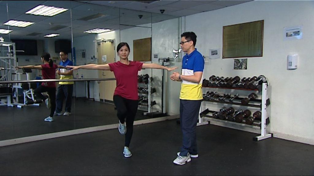 【杏林在線—健康1分鐘】單腳站立提升平衡力