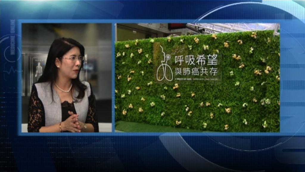 【杏林在線】香港肺癌學會調查