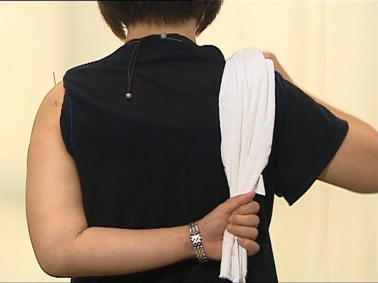 【杏林在線】配合時辰針灸治療五十肩