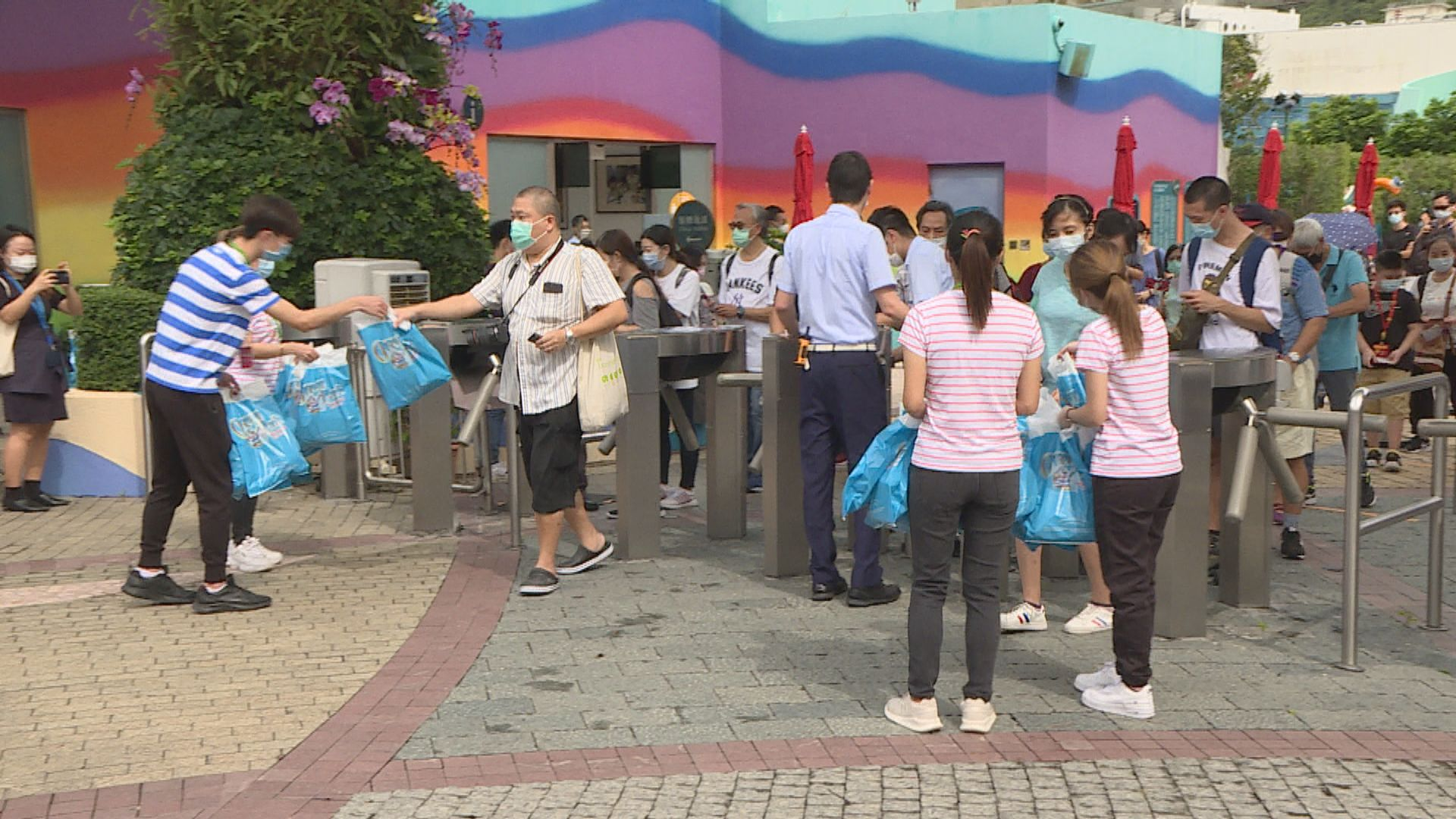 海洋公園明日重新開放 今日下午五時開始接受預約