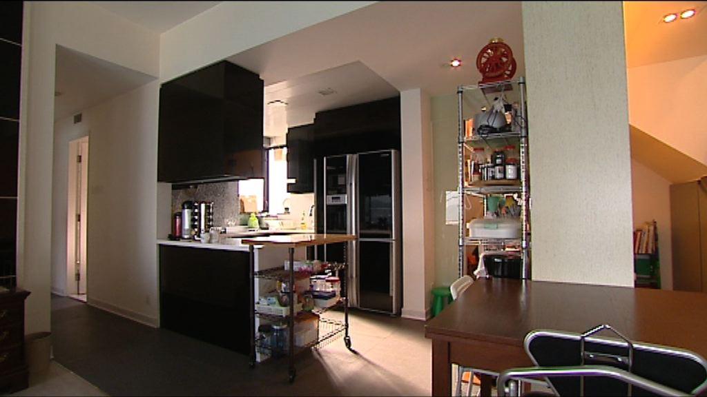 消防處:私自改裝開放式廚房或違法
