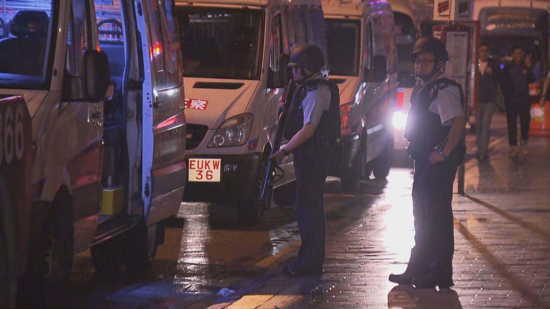 深水埗槍擊案警再拘捕三人 疑兇仍在逃