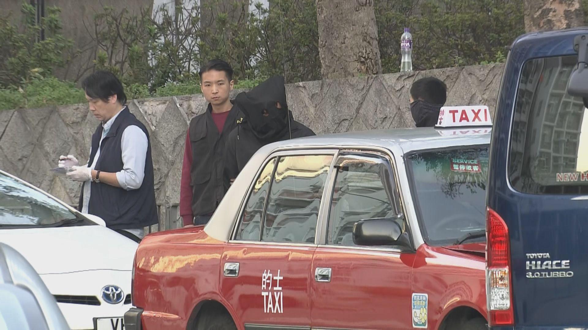 警方何文田開一槍拘多人疑涉近期金行劫案