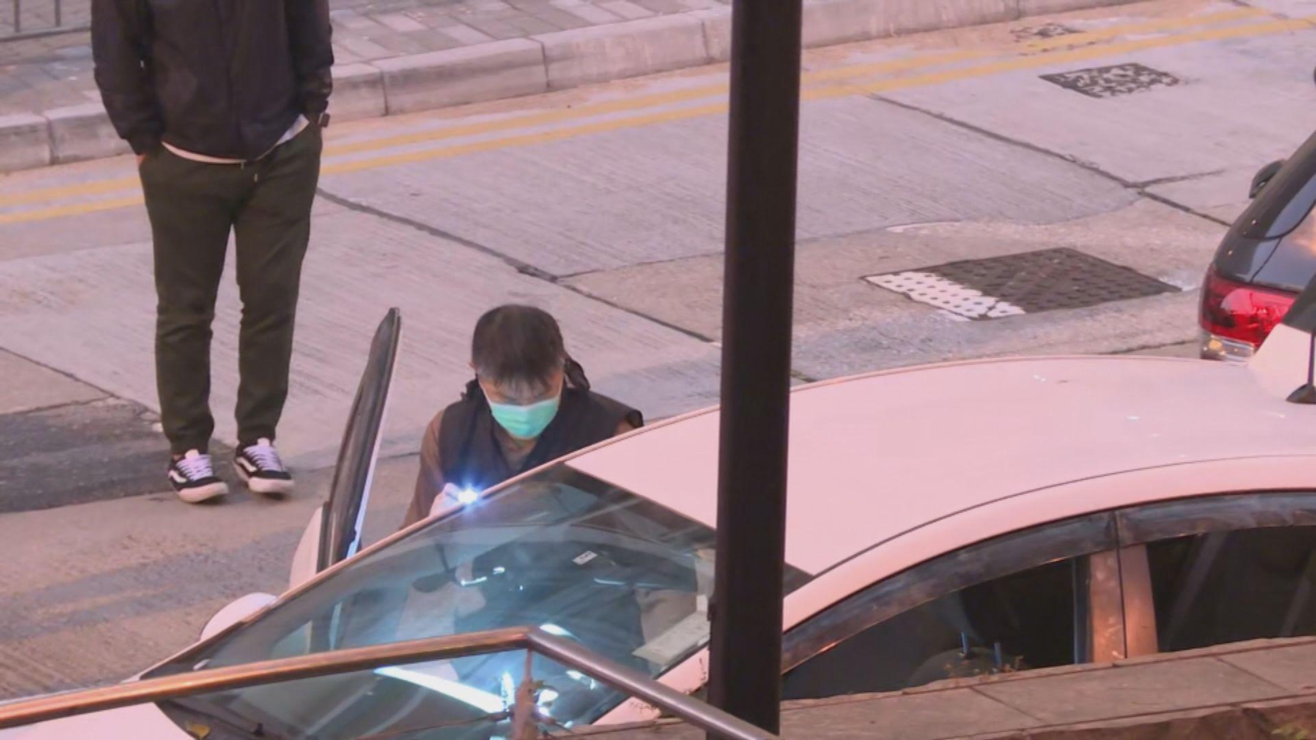 警方何文田拘七人 相信疑犯正準備到紅磡行劫