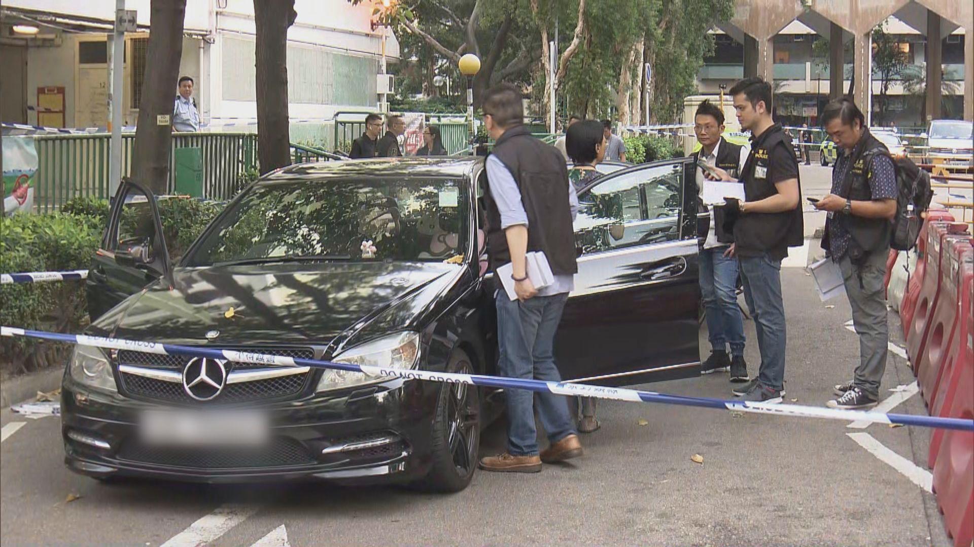 屯門友愛邨警長截私家車遇反抗開三槍