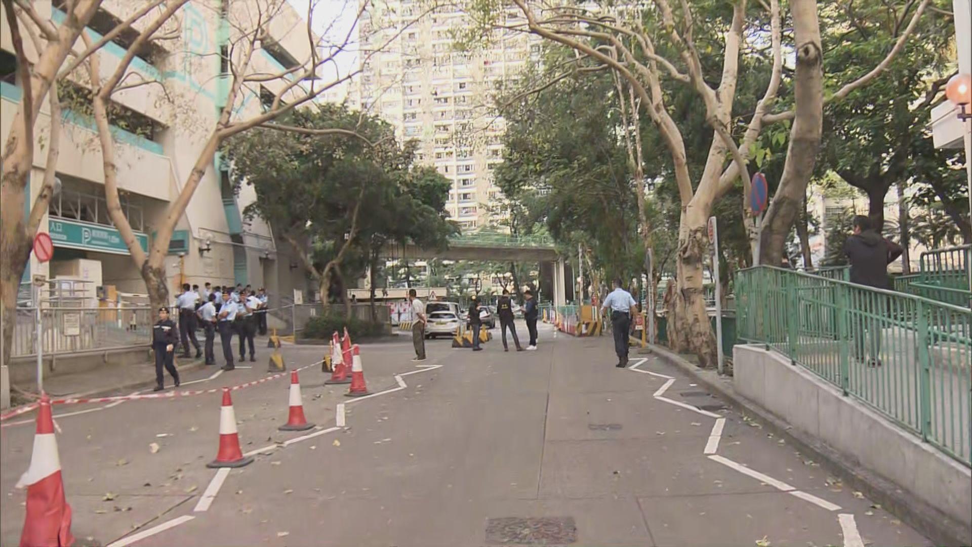 屯門警員開槍案 居民指聽到很大聲的槍聲