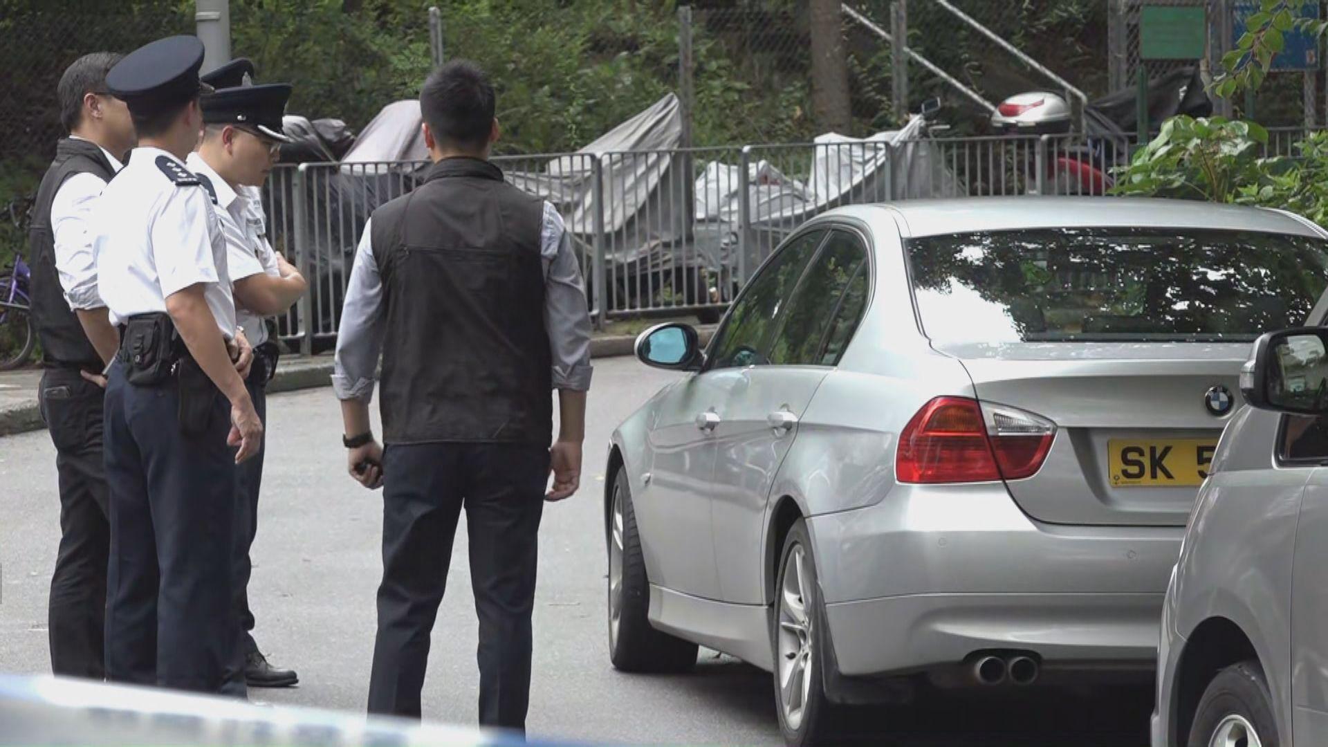 大埔有警員開槍追截車輛 正追捕3名疑犯