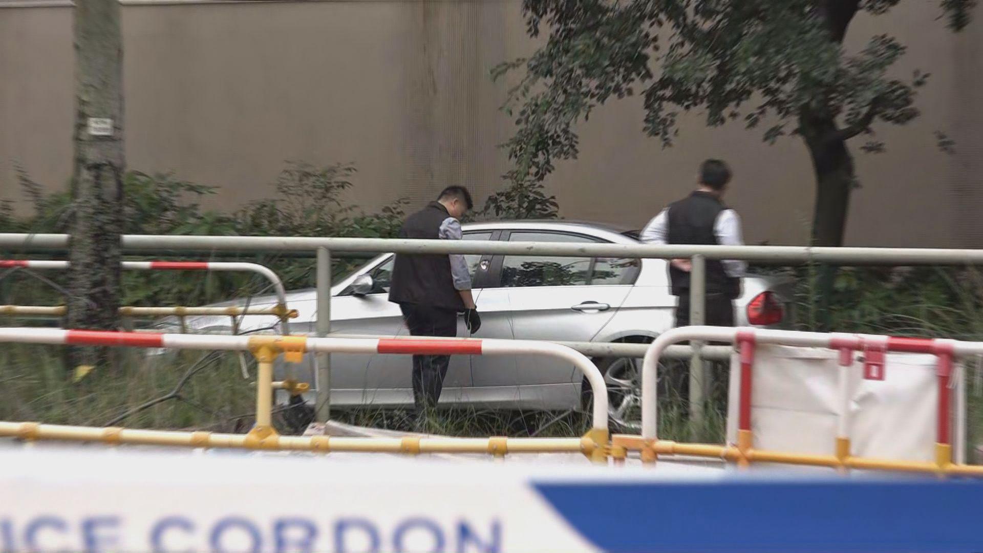 大埔警員開槍追截車輛 失車上檢獲懷疑冰毒