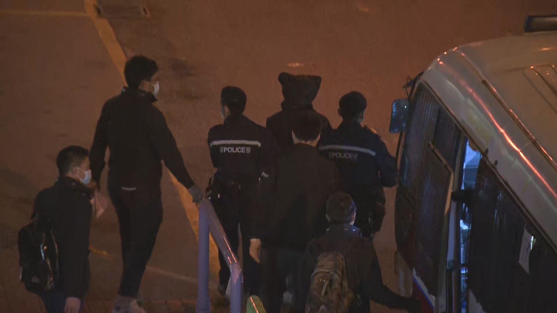 大埔警員開槍截販毒私家車 發現12包懷疑可卡因