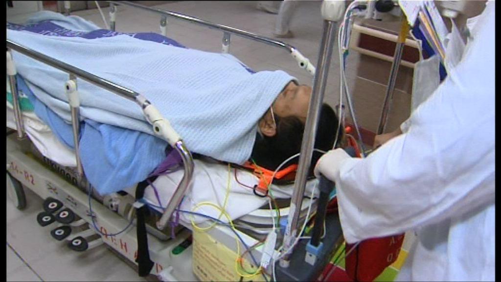 警員油麻地開槍制止傷人案 兩南亞裔施襲者腰和手中槍