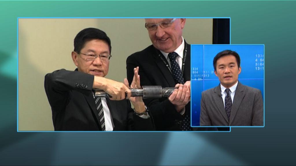 【政情】免造假風波政治化 港鐵寧被法官調查