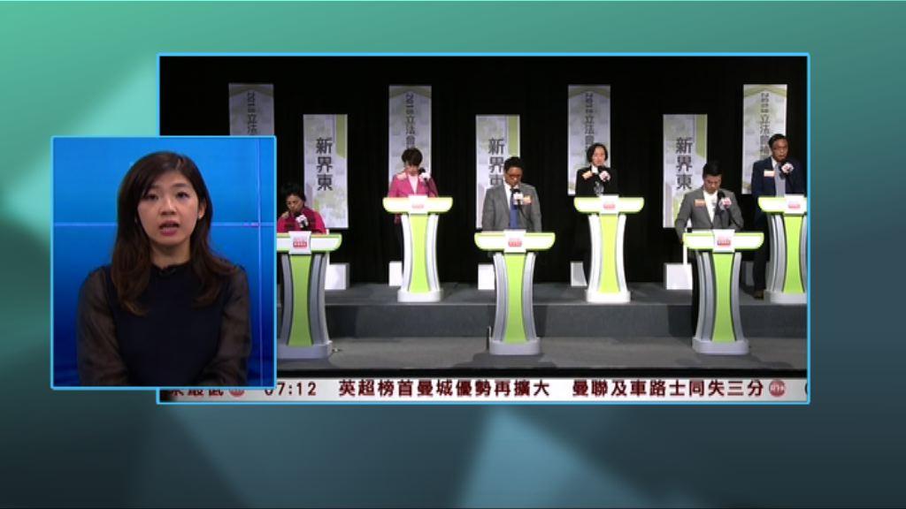 【政情】泛民嘆補選氣氛淡 建制讚政府生性「助攻」
