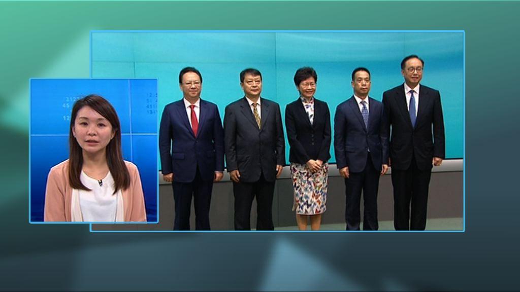【政情】科研經費「北水南調」 中西環互送高帽