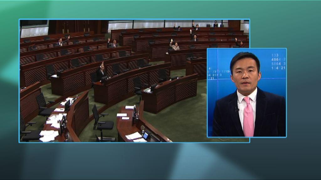 【政情】預算案前哨戰 議員戰意低快速批核