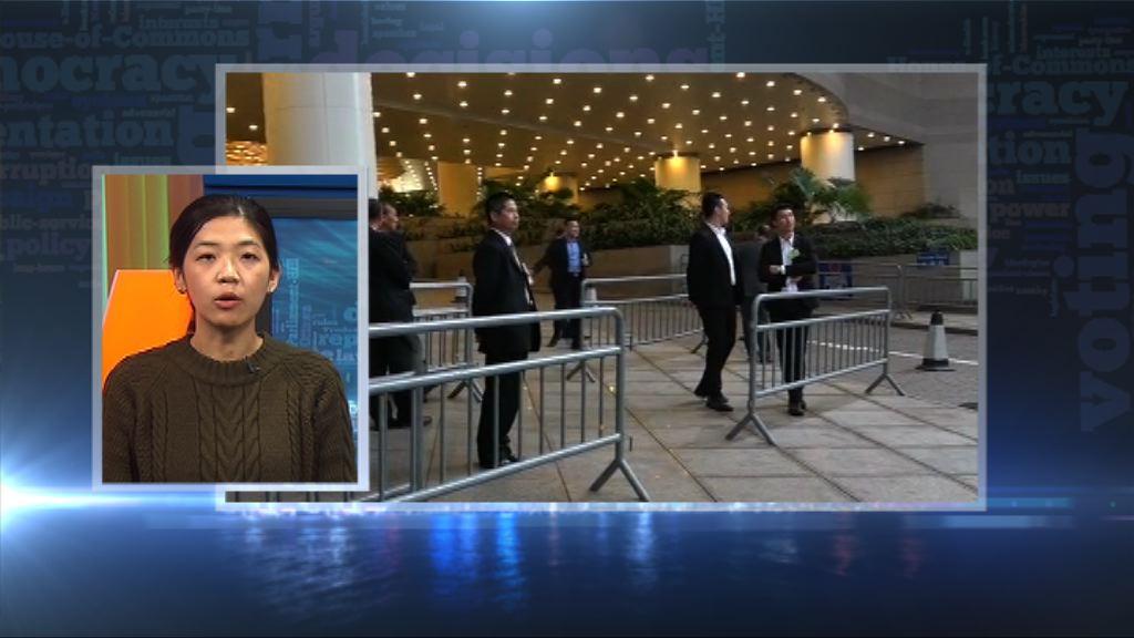 【政情】港大校委會棄主場 花數萬開會