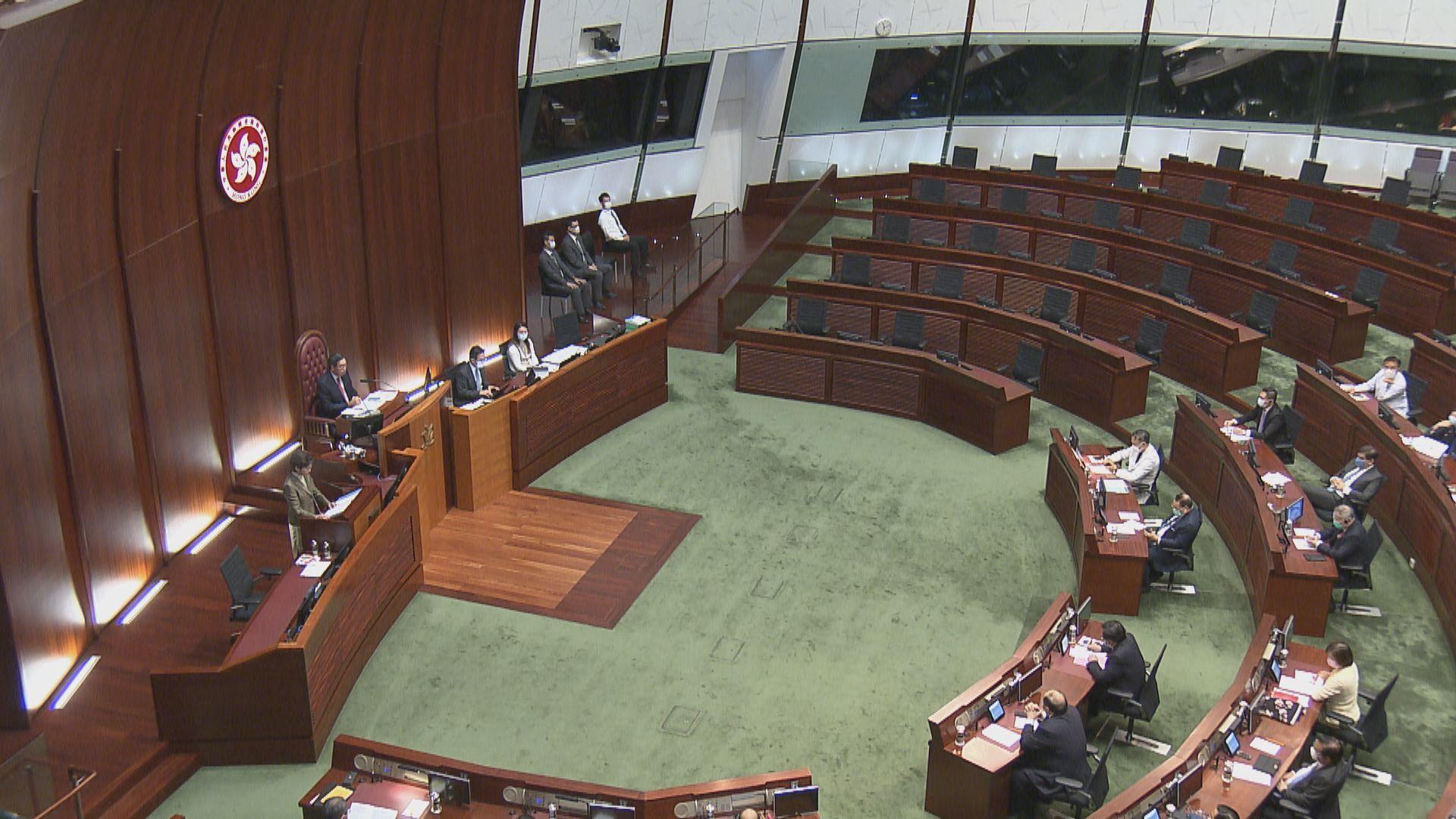 林鄭︰國安法為恢復香港穩定帶來顯著效果
