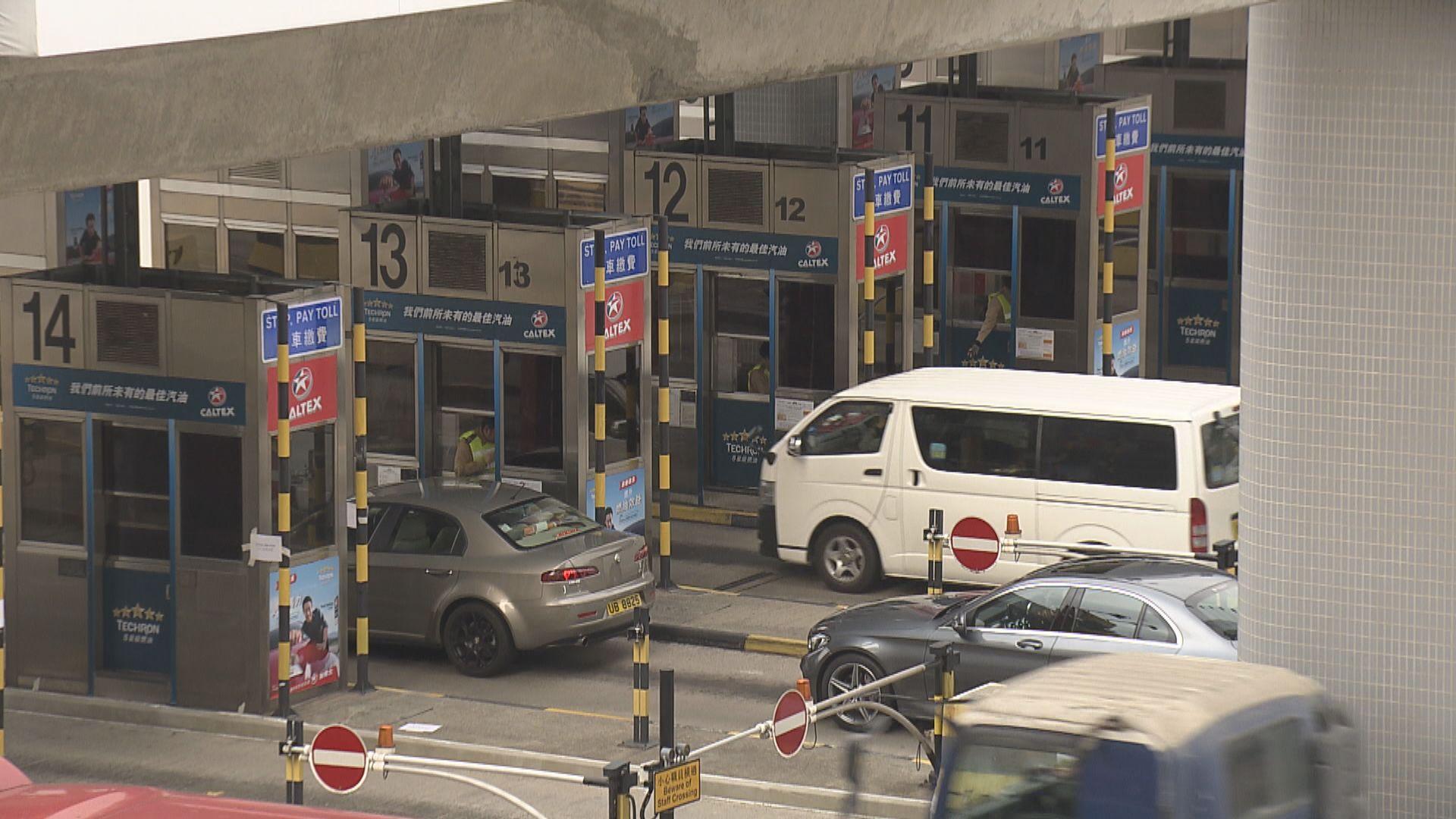 【施政報告】政府擬豁免及代繳巴士隧道費
