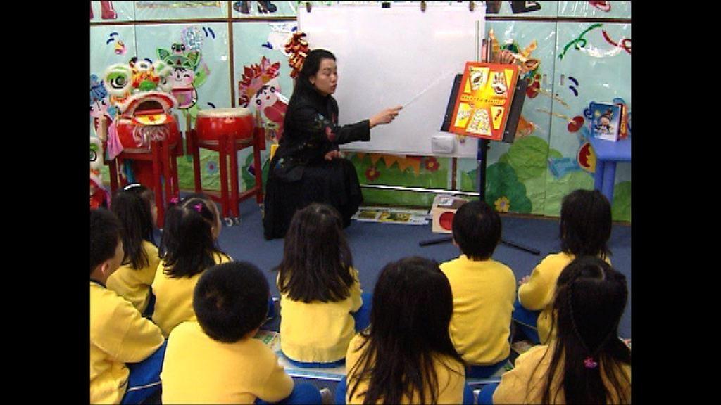 幼稚園教育料每年撥款67億元