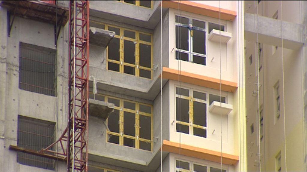 陳帆:綠置居下公屋單位增長不會太快