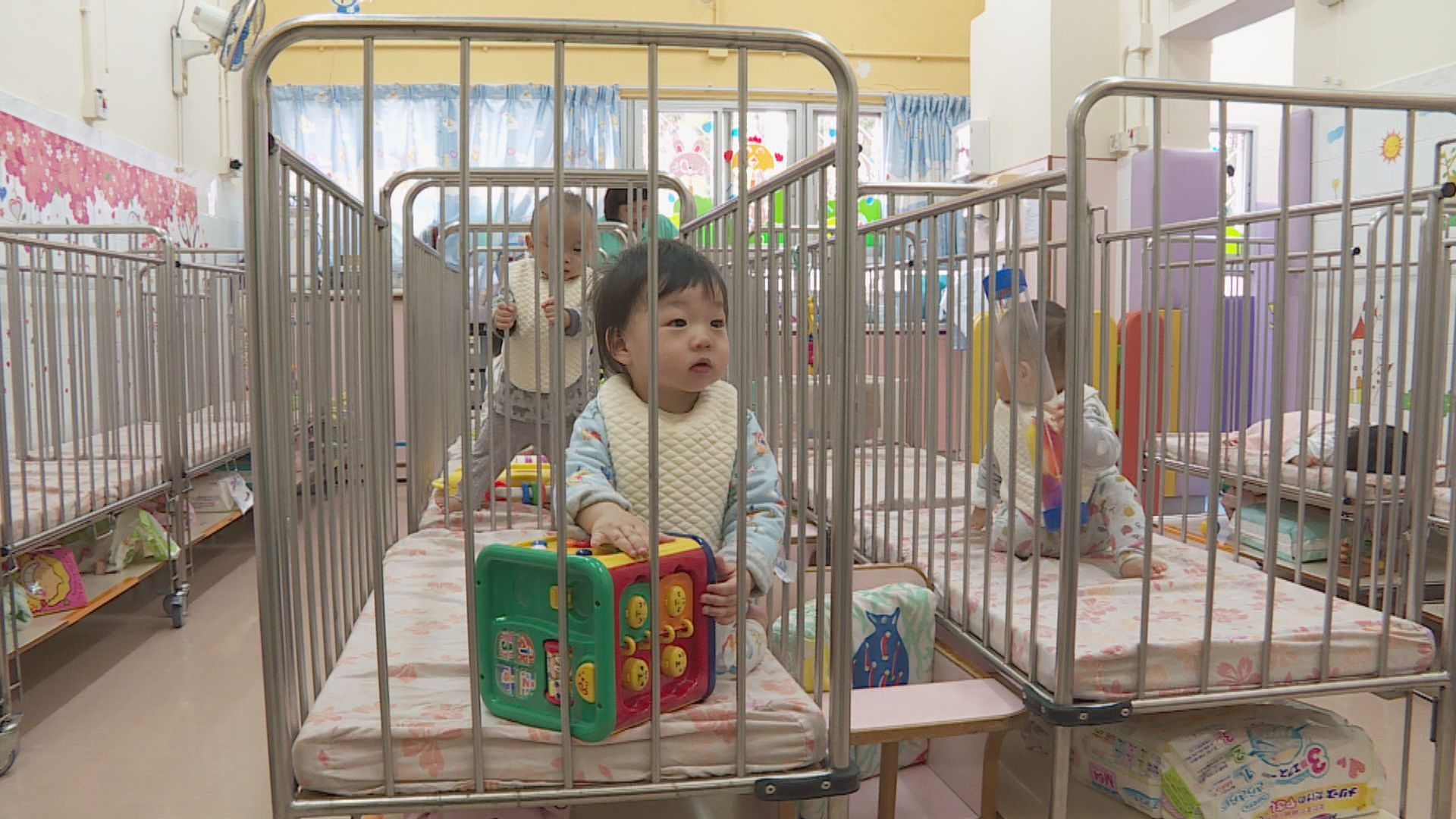 【經緯線本周提要】幼兒中心供不應求 託兒有幾難?