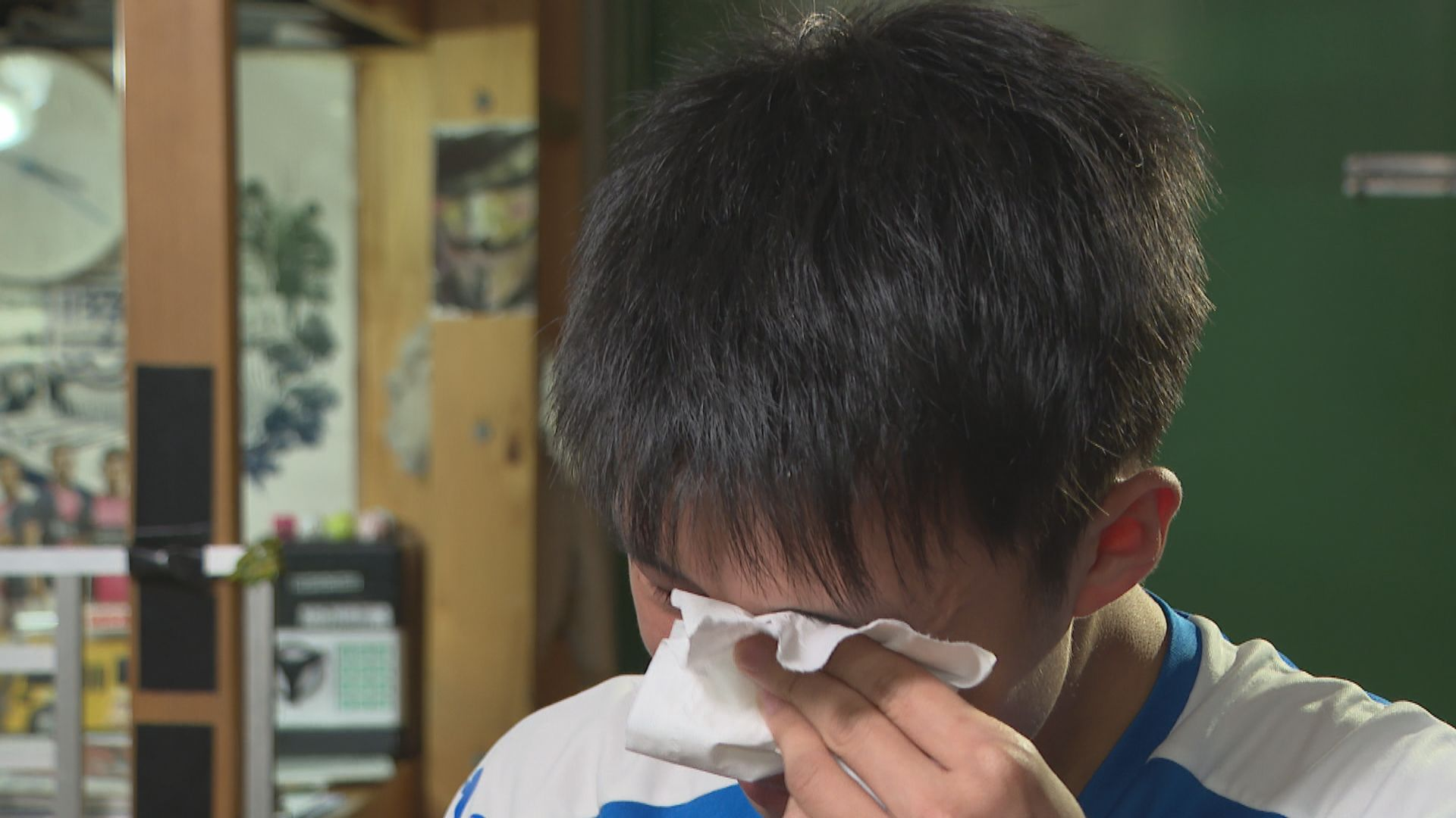【經緯線本周提要】疫情下應試 考生淚別中學生涯