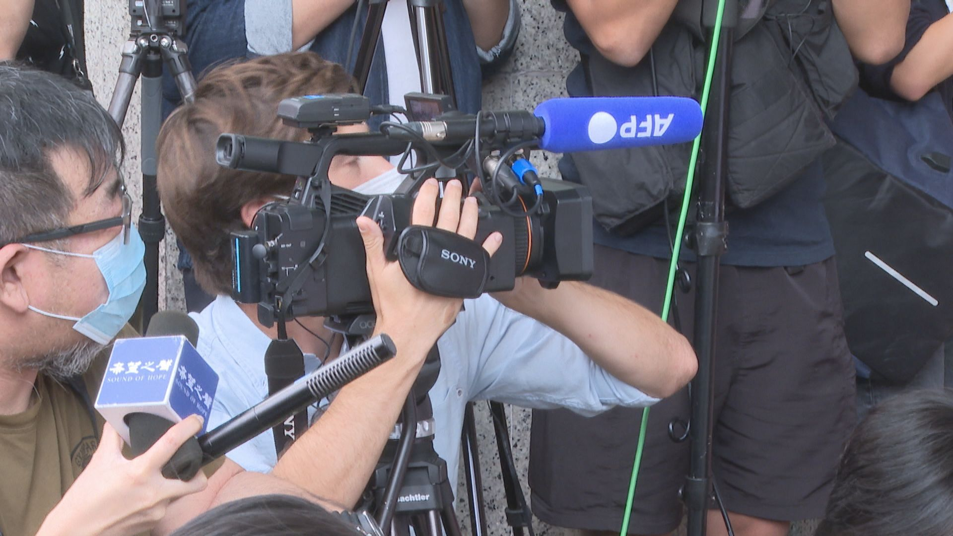 【經緯線本周提要】警例修改「傳媒代表」定義 外媒記者憂不被認可