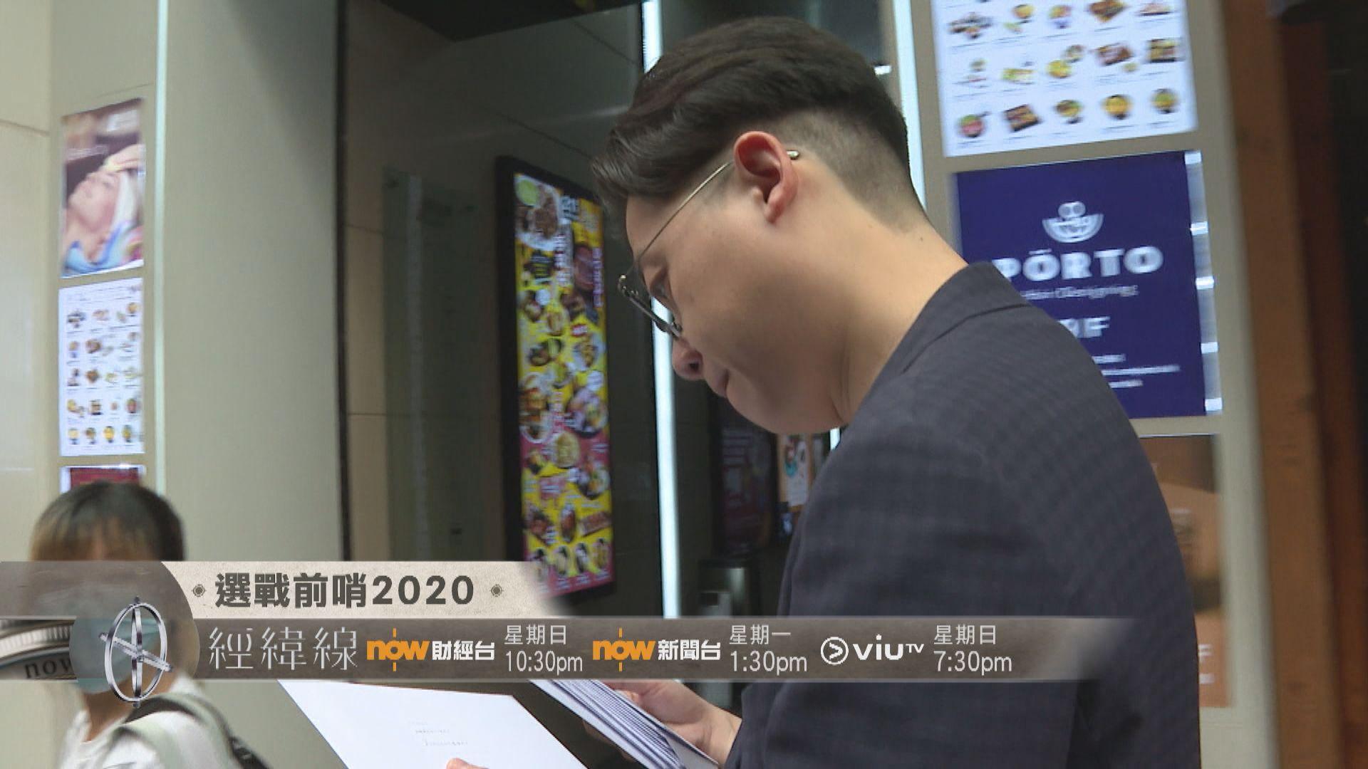 【經緯線本周提要】選戰前哨2020