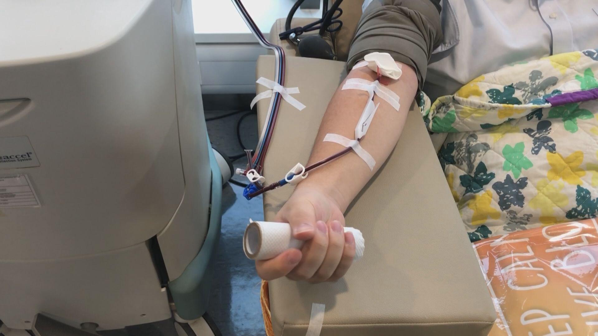 【經緯線本周提要】新冠肺炎康復者血漿 助重症病人脫險