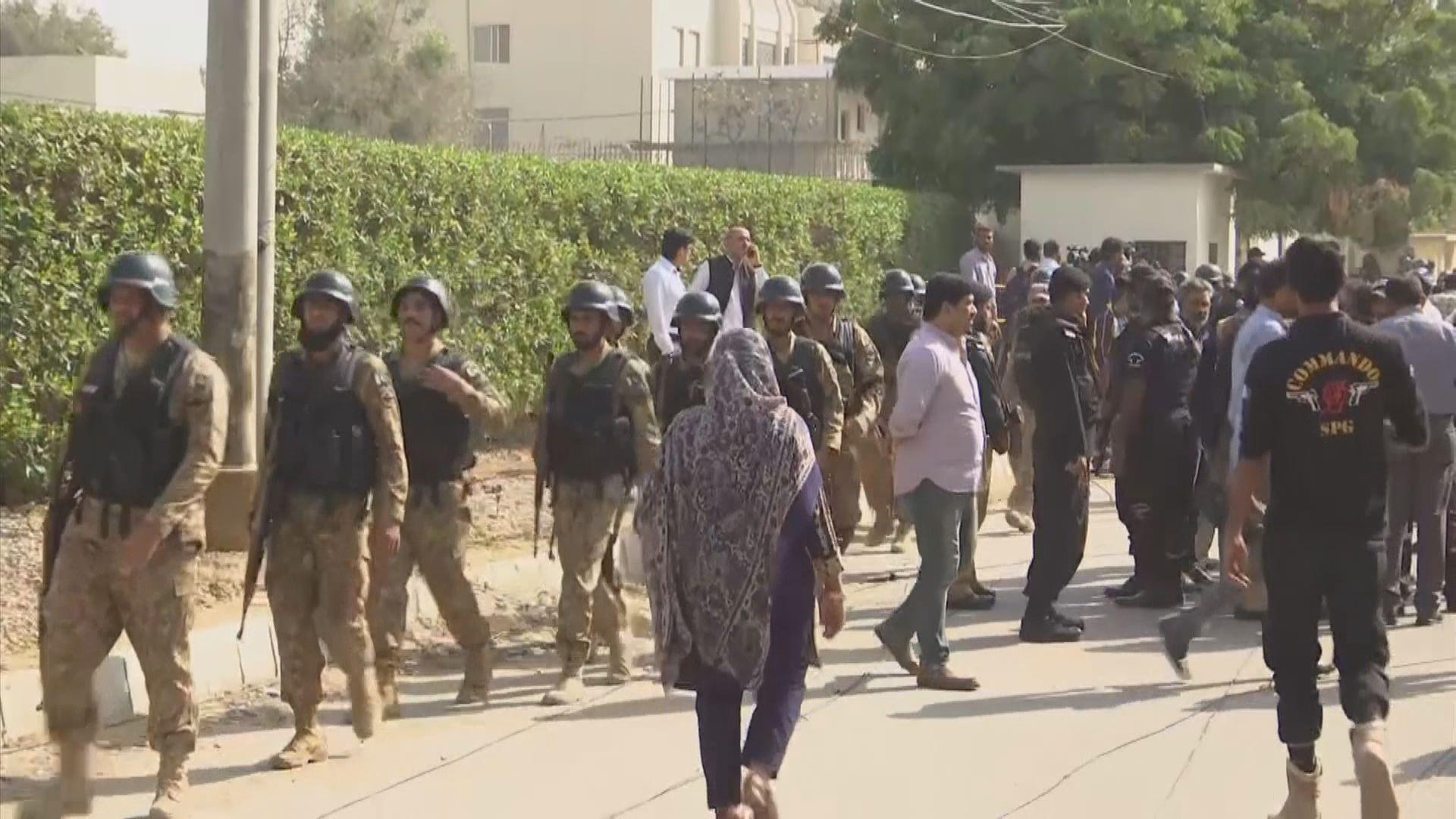 巴基斯坦瓜達爾酒店遭槍手襲擊
