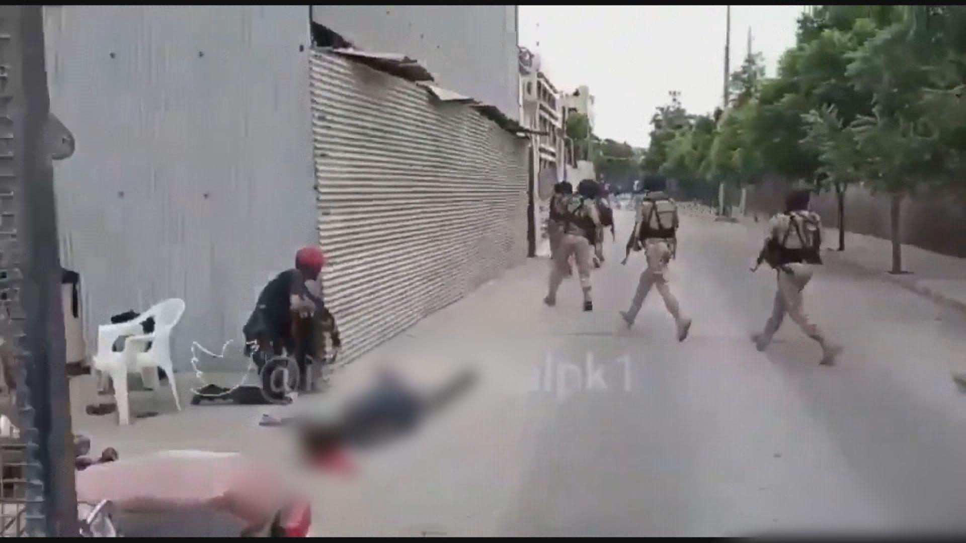 巴基斯坦證券交易所遇襲至少八死 包括一警三保安