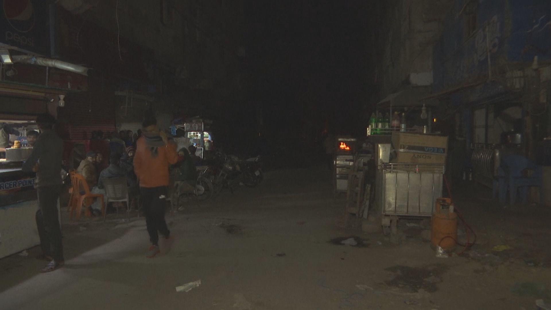 巴基斯坦電力系統故障導致全國大停電