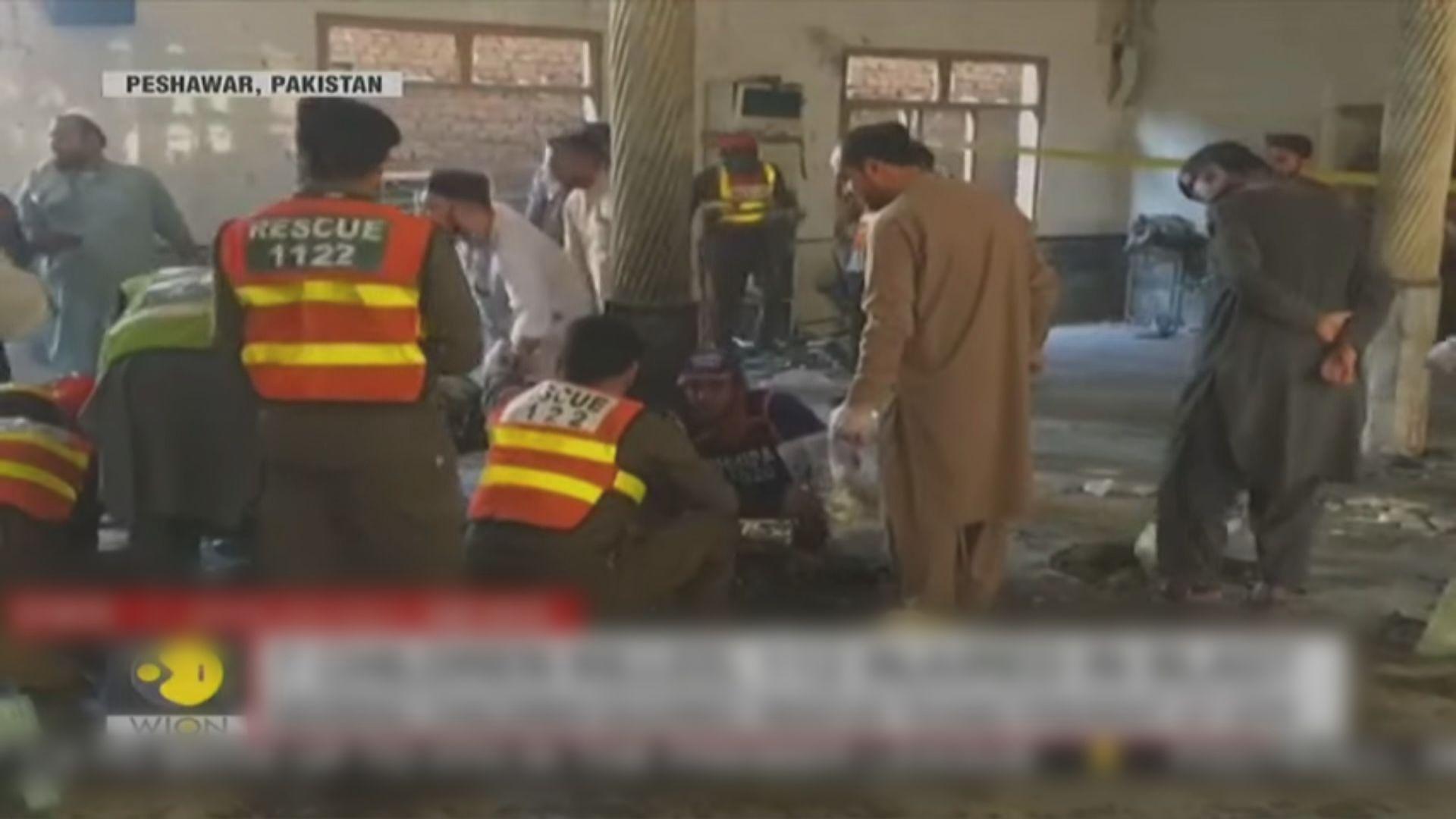 巴基斯坦宗教學校爆炸 至少七死逾百傷