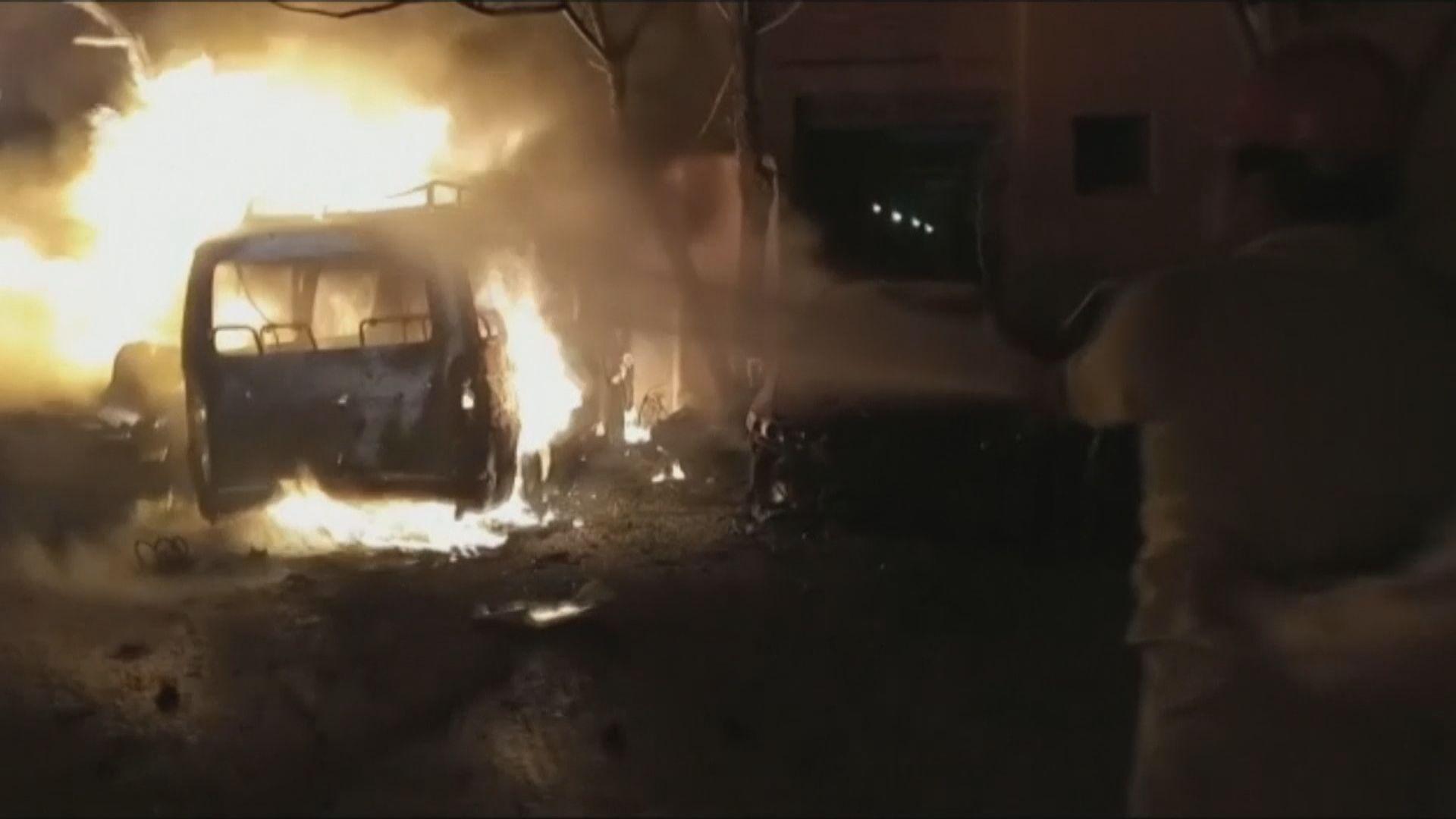 報道指巴基斯坦汽車炸彈襲擊目標為中國駐當地大使 中方強烈譴責