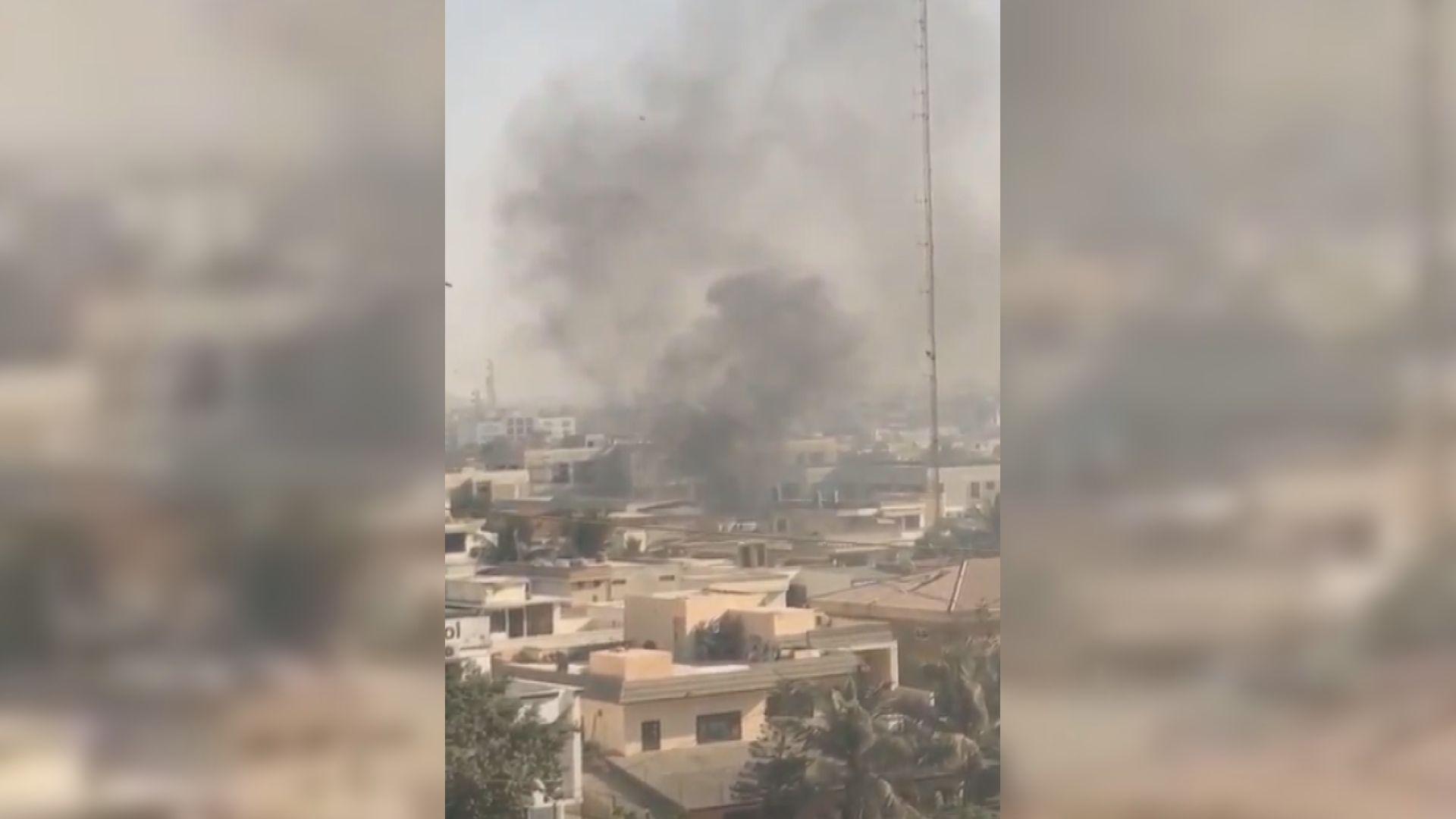 中國駐卡拉奇總領事館遇襲 最少五死