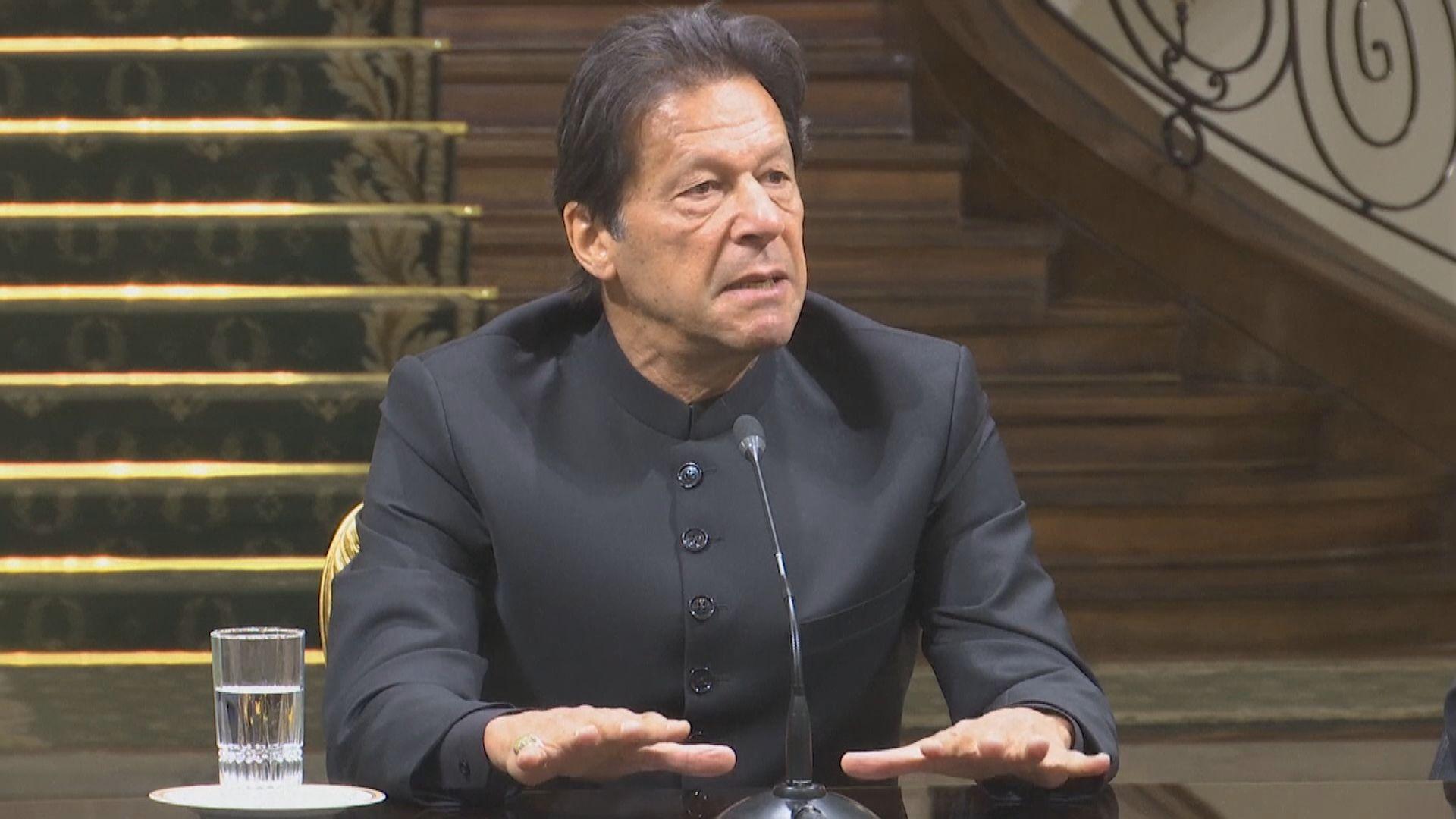 巴基斯坦總理祝賀印度總理莫迪勝選