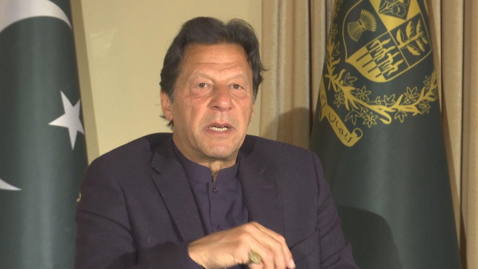 巴基斯坦總理接種新冠疫苗後確診