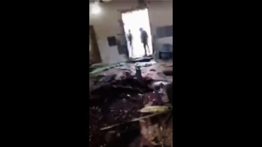 巴基斯坦一間教堂遇襲多人死傷