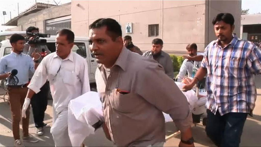 兩中國公民巴基斯坦遇襲一死一傷