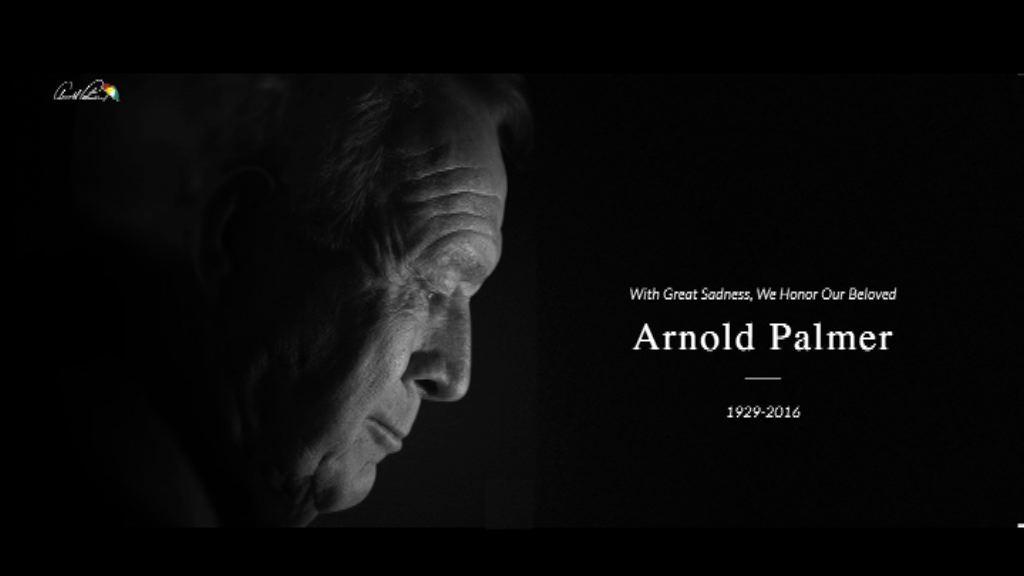 阿諾龐馬逝世終年87歲 奧巴馬悼念
