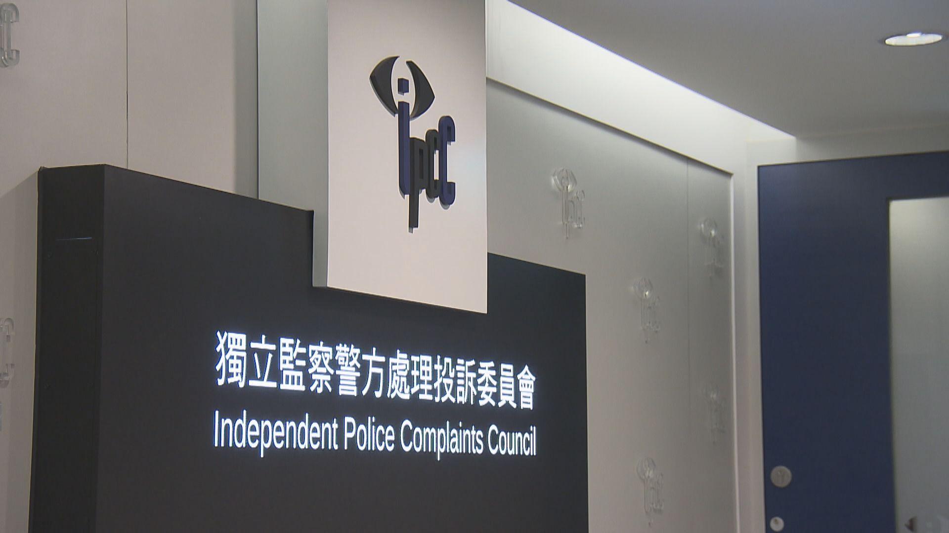 監警會:首階段報告審慎考慮國際專家建議
