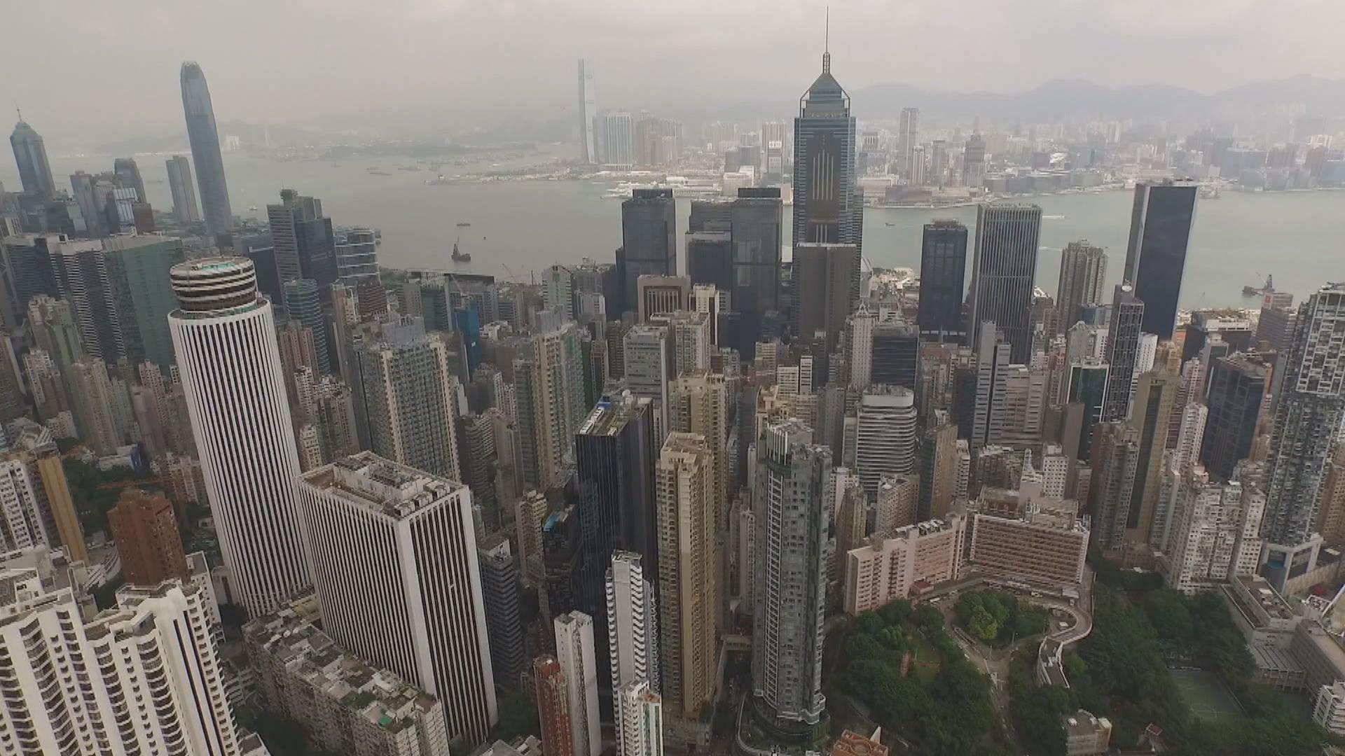 陳茂波:做好風險管理 減低外圍變化影響